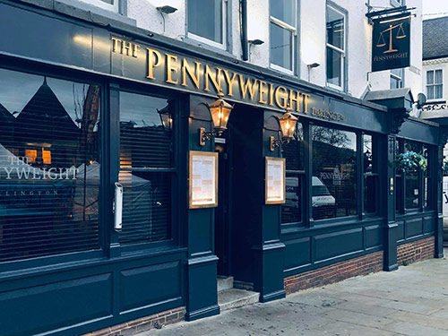 The Pennyweight, Darlington - The Taste of Tradition